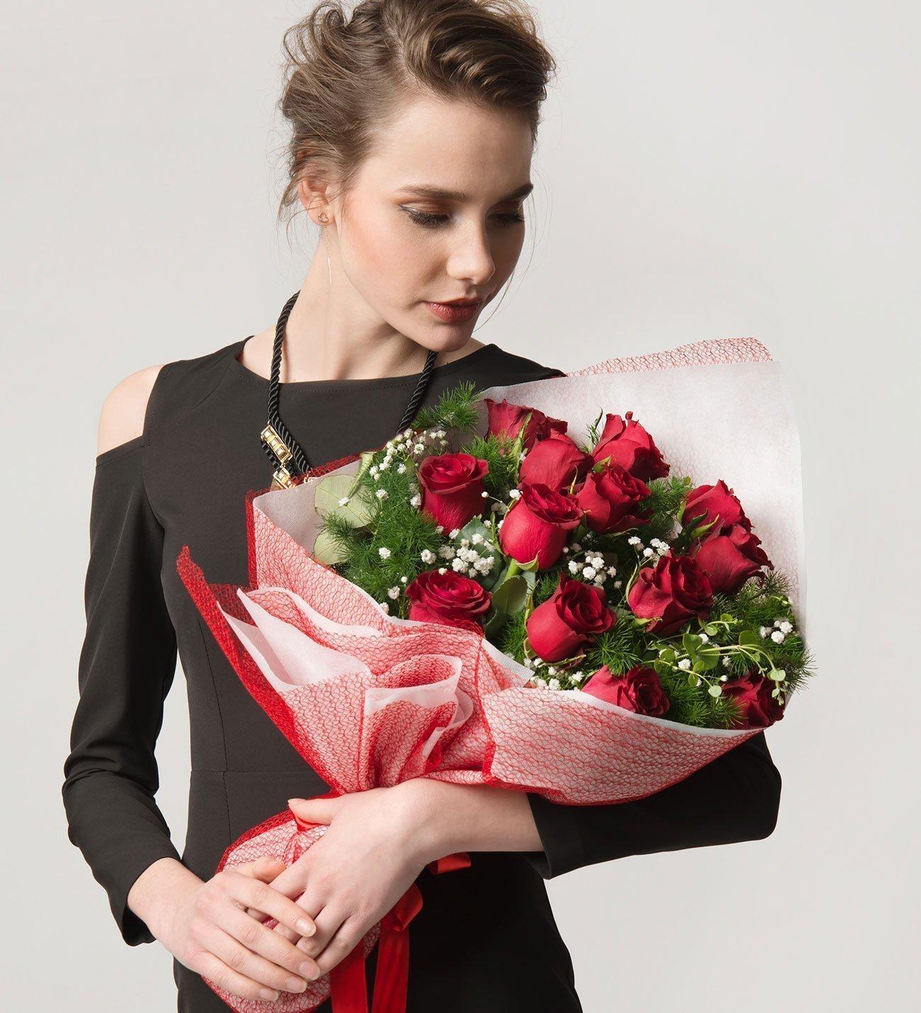 Kadınlara neden çiçek alınmalı