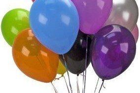 Çiçek Siparişlerinde Doğum Günü Balonları