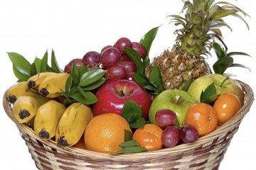 Sevdiğinize Meyve Sepeti
