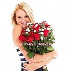 Aşk Çiçeği 9 Ad. Gül.