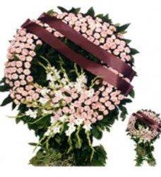 Karanfil Cenaze Çelenk