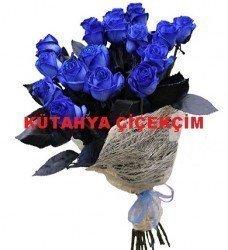 Mavi Gül Buket