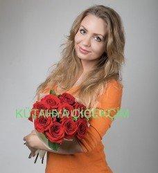 Kırmızı Mutlu Güller